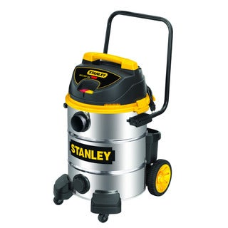 Stanley Stainless Steel Wet and Dry 14-gallon Vacuum