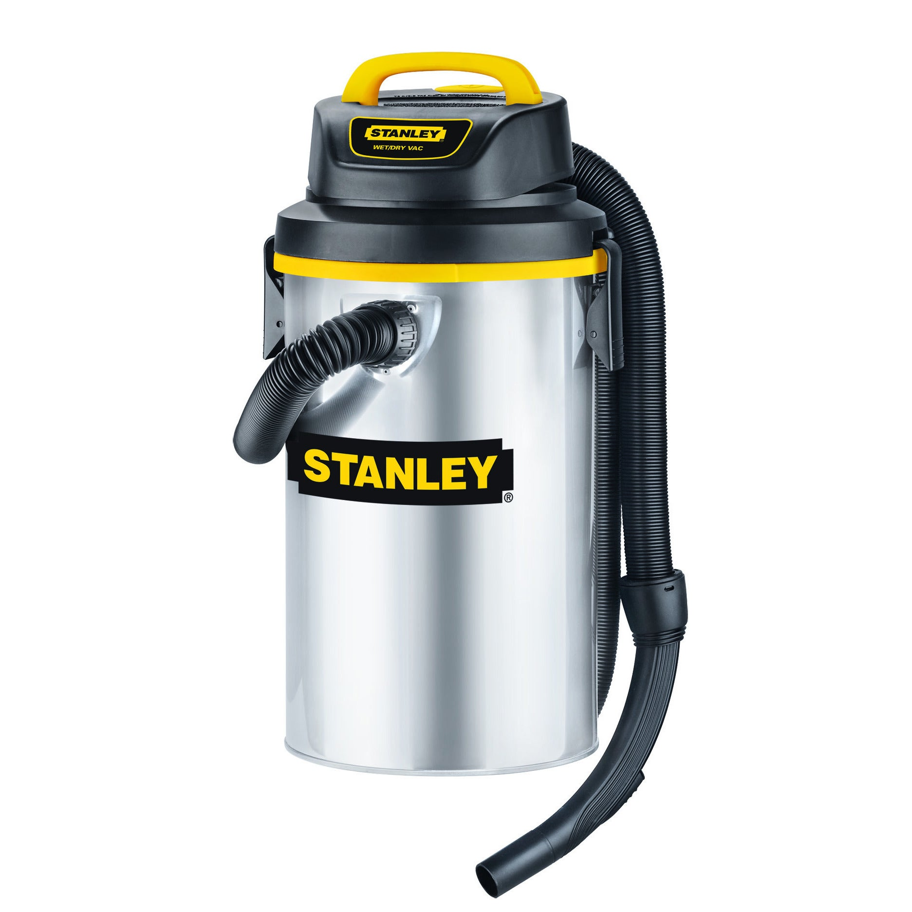 Stanley Stainless Steel Wet and Dry 3.5-gallon Vacuum at Sears.com