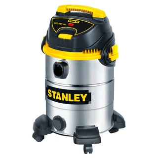 Stanley Stainless Steel Wet and Dry 6-gallon Vacuum