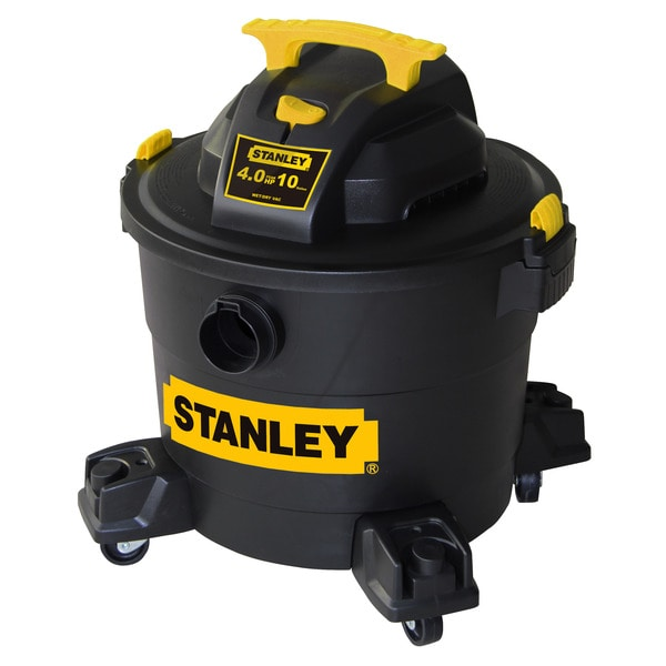 Stanley Wet and Dry 10-gallon Vacuum