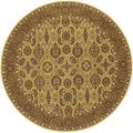 Royal Kashimar All Over Vase Hazelnut Rug (6'6 Round)
