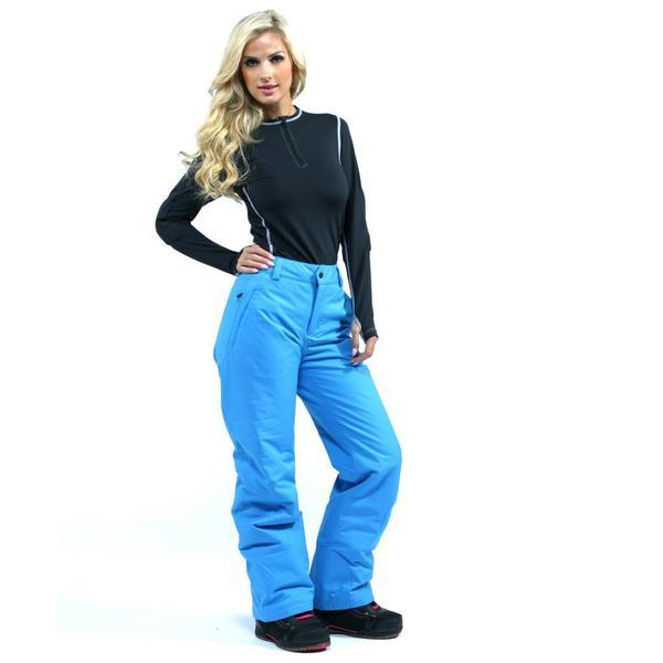 Spyder Women's Malibu Blue Active Sports Winter Pants