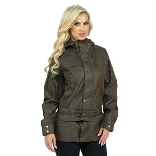 Burton Women's Roasted Brown After Hours Jacket