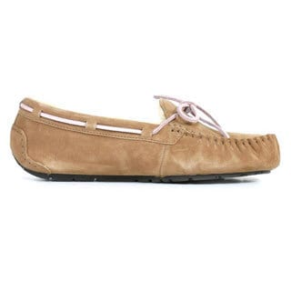 Ugg Women's 'Dakota' Tobacco Leather Moccasin Shoes