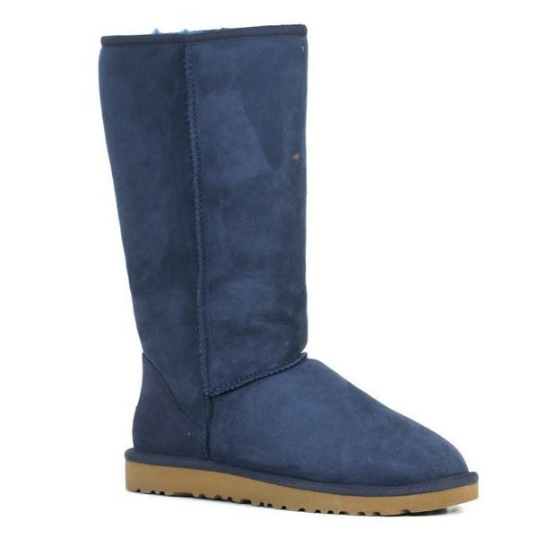 Ugg Women's Navy Classic Tall Boots