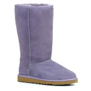Ugg Kids Purple Ash Classic Tall Boots