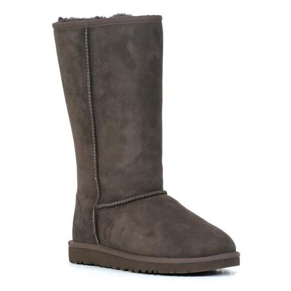 Ugg Kids Chocolate Classic Tall Boots