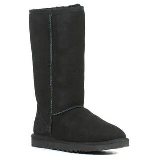 Ugg Kids Black Classic Tall Boots