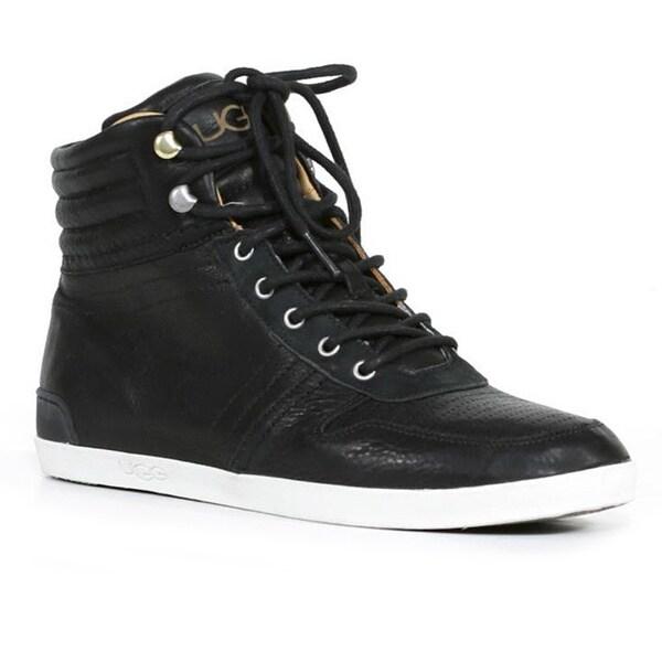 Ugg Men's Black Em-Pire Shoes
