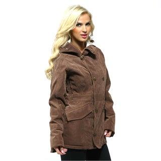 Burton Women's Chestnut Cord Cherish Jacket