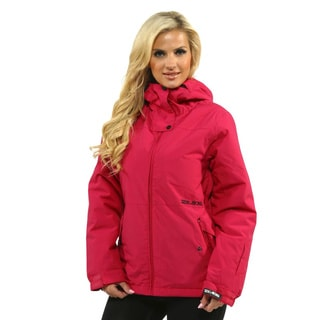 Billabong Women's Pink Lady Mist Jacket
