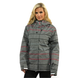 Billabong Women's Grey Seville Jacket