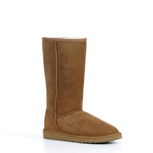 Ugg Women's Chestnut Classic Tall Button Boots