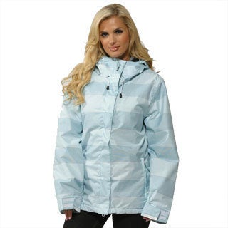 Billabong Women's Blue Seville Jacket