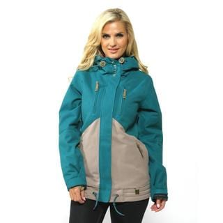Billabong Women's Bayberry Jenny Jacket