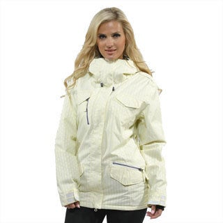 Billabong Women's Yellow Bay Jacket