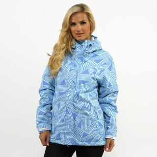 Billabong Women's Blue Garnet Jacket