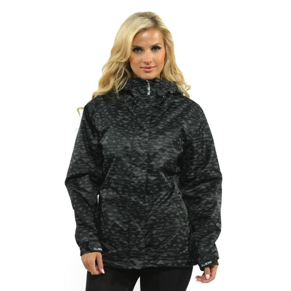 Billabong Women's Black Garnet Jacket
