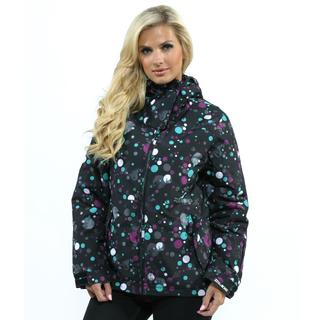 Billabong Women's Black Mist Jacket
