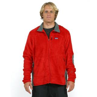 Patagonia Men's Red R2 Jacket (Size XL)