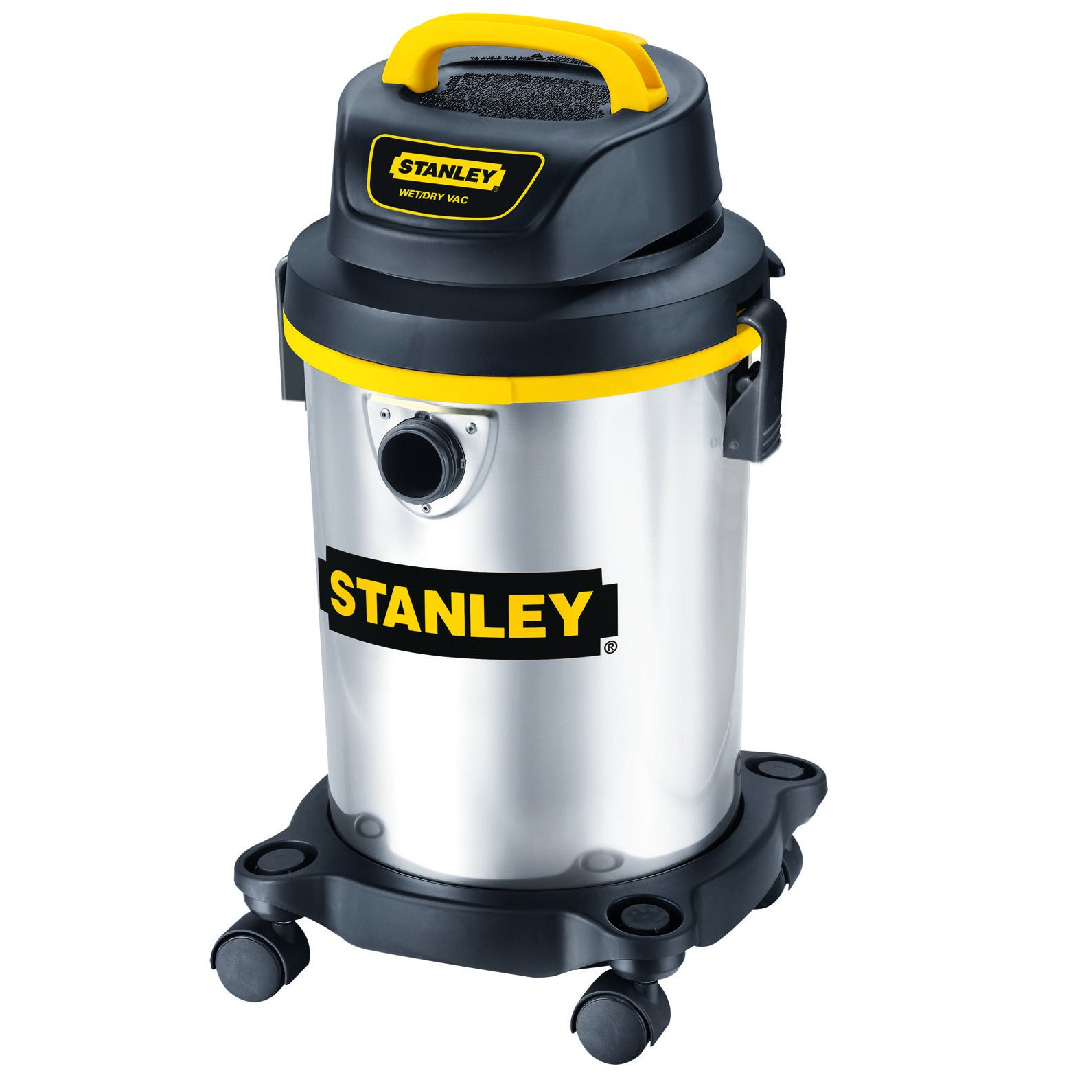 Stanley Wet/ Dry 4 Gallon Stainless Steel Vacuum at Sears.com