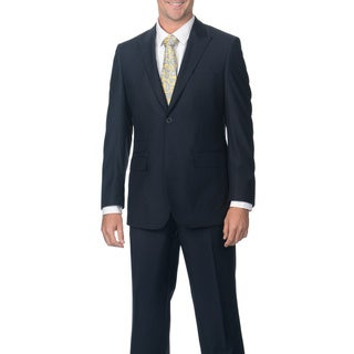 Nicole Miller Men's Wool Suit