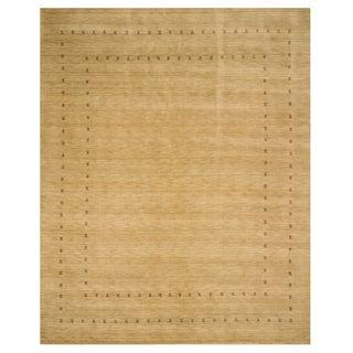 Handmade Lori Baft Wool Rug (8' x 10')