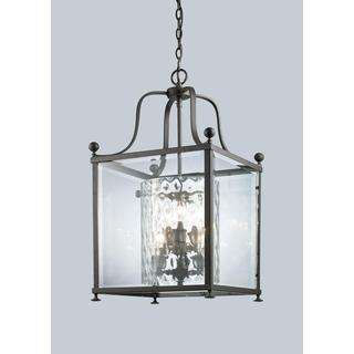 Z-Lite 6-light Bronze Pendant