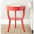 Kendra Hot Red End Table