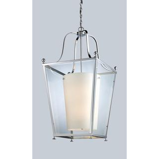 Z-Lite 6-light Chrome Pendant