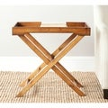 Leo Brown Accent Table