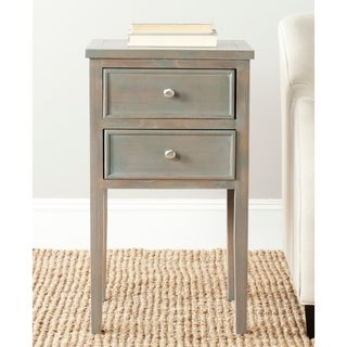 Safavieh Toby Ash Grey End Table