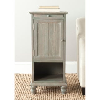 Jezabel Ash Grey End Table