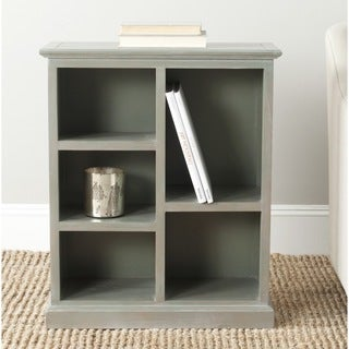 Safavieh Maralah Ash Grey Bookcase
