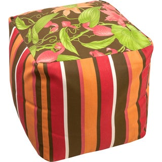 Decorative Pouf 17""