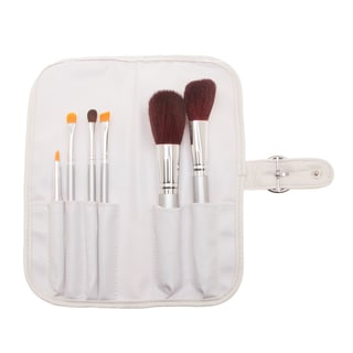 Fortuna Spa 6-piece Makeup Brush Set