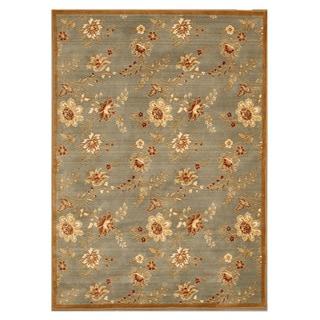 EORC Florance Wool Area Rug (7'10 X 11'2)