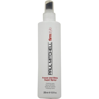 Paul Mitchell Firm Style Freeze and Shine Super 8.5-ounce Hair Spray