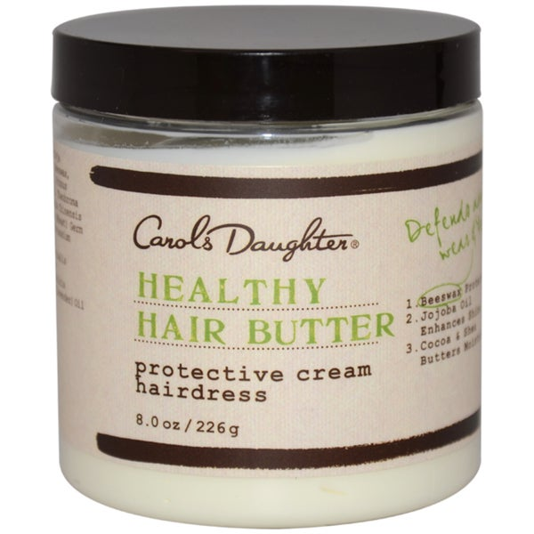 Carol's Daughter Healthy Hair Butter Protective Hairdress 8-ounce Cream