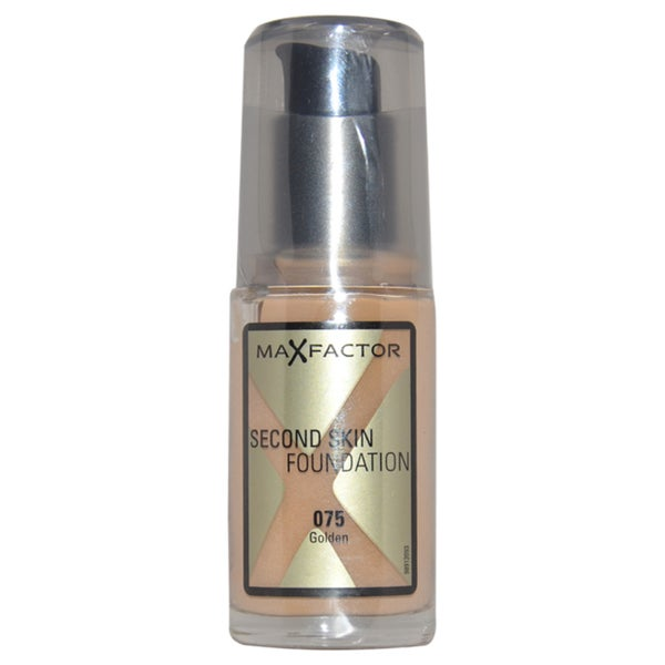 Max Factor Second Skin # 075 Golden Foundation