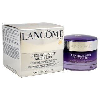 Lancome Renergie Nuit Multi-Lift Lifting Firming 1.7-ounce Night Cream