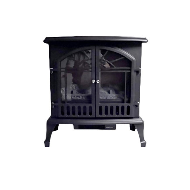 Aspen Collection Electric Wood Burning Stove at Sears.com