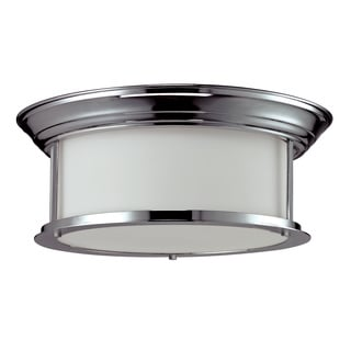 Z-Lite 2-light Ceiling Lamp