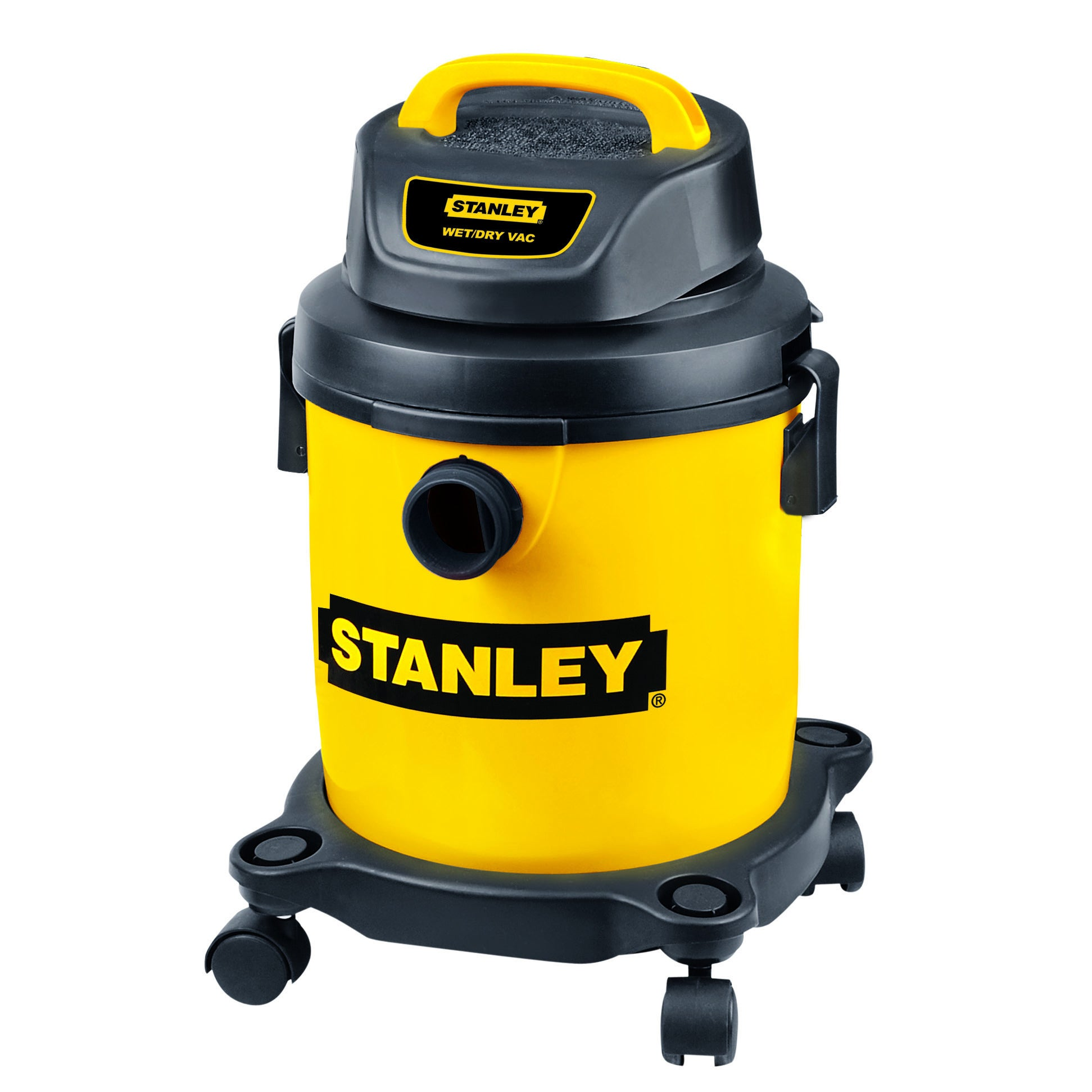 Stanley Wet/Dry Vacuum - 4 peak HP, 2.5 Gallon, Poly at Sears.com