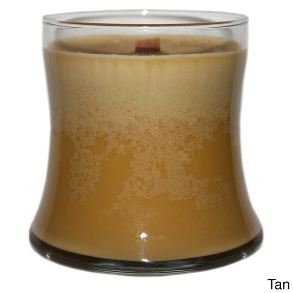 12-ounce Soy Wooden Wick Container Candle