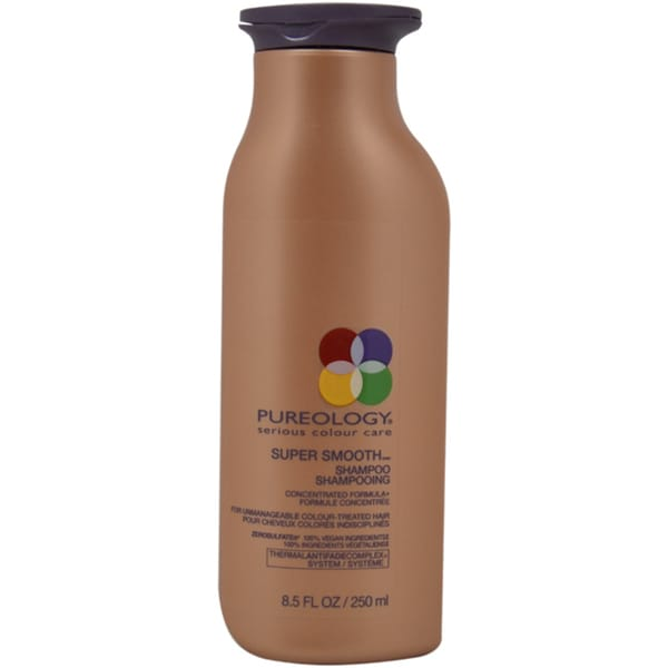 Pureology Super Smooth 8.5-ounce Shampoo