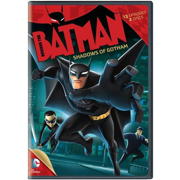 Beware the Batman: Shadows of Gotham: Season One Part One (DVD) 12087799