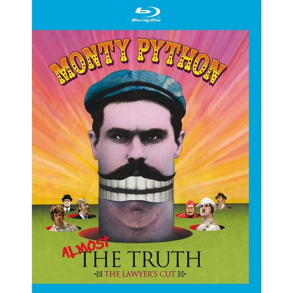 Monty Python: Almost the Truth (Extended Version) (Blu-ray Disc) 12087802