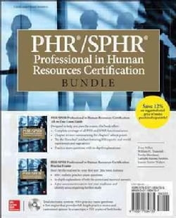 Phr/Sphr Professional in Human Resources Certification Set