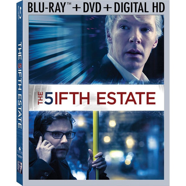 The Fifth Estate (Blu-ray/DVD) 12088556